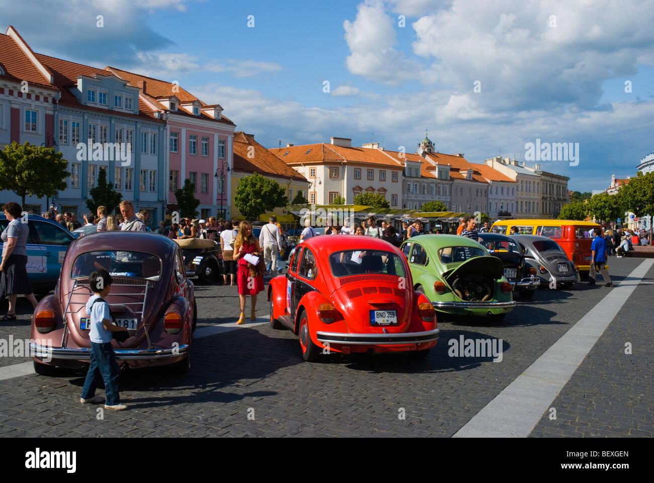 Volkswagen Beetle The German Peoples Car Show In Rotuses Aikste