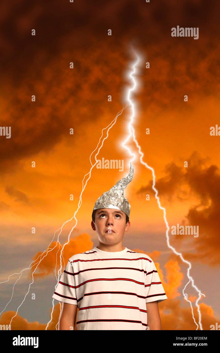 boy-wearing-tin-foil-hat-struck-by-light