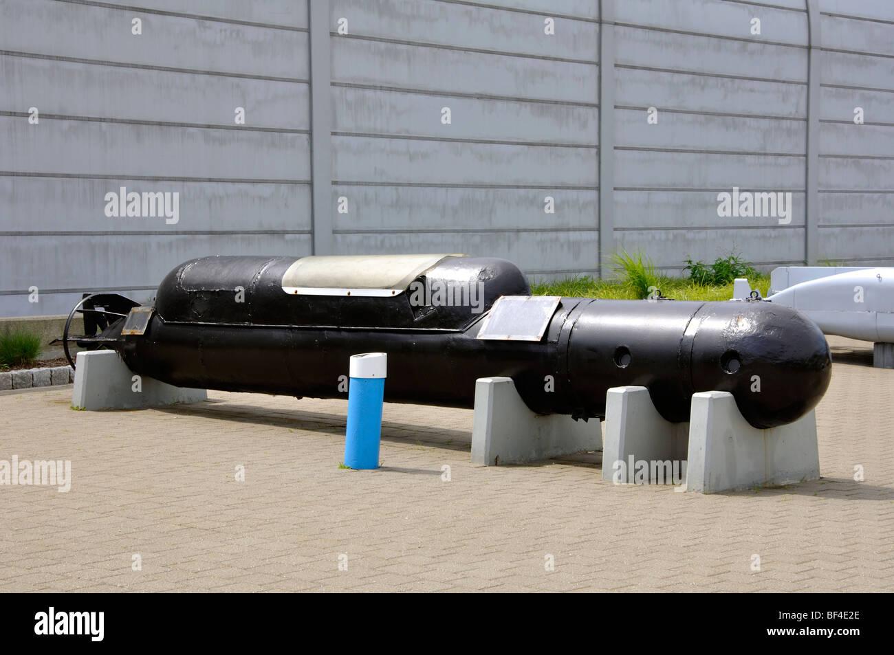 The World War II Italian Midget Submarine Maiale Submarine - World war ii museums in usa