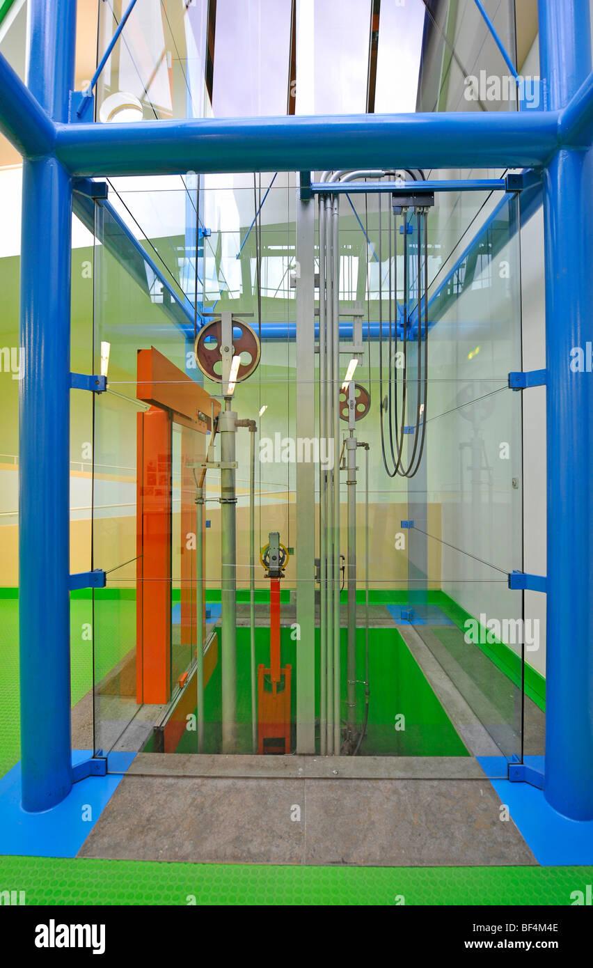 Interior ramp elevator new state gallery stuttgart for Interio stuttgart