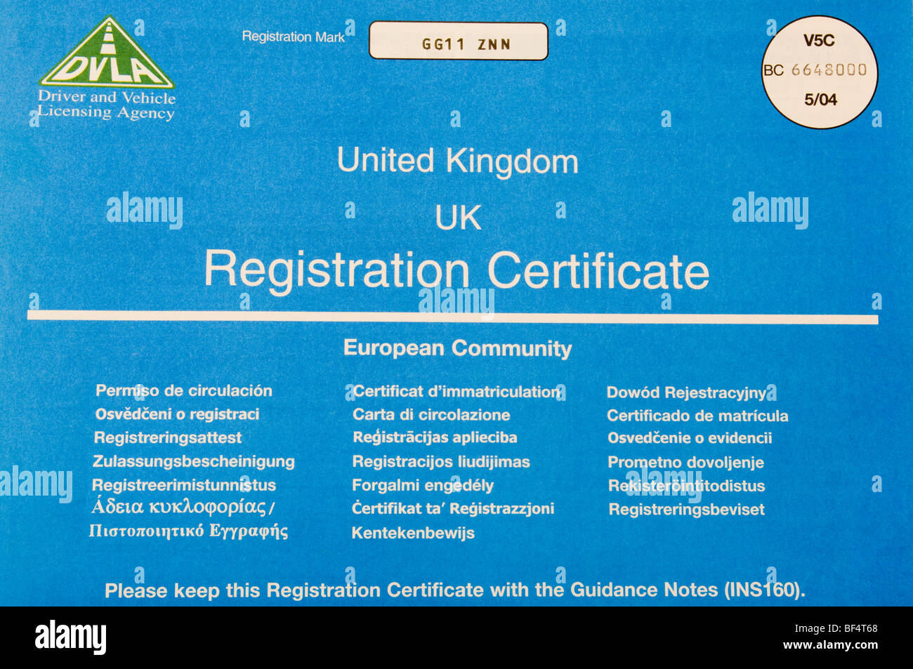 Buy And Sell A Car Dvla