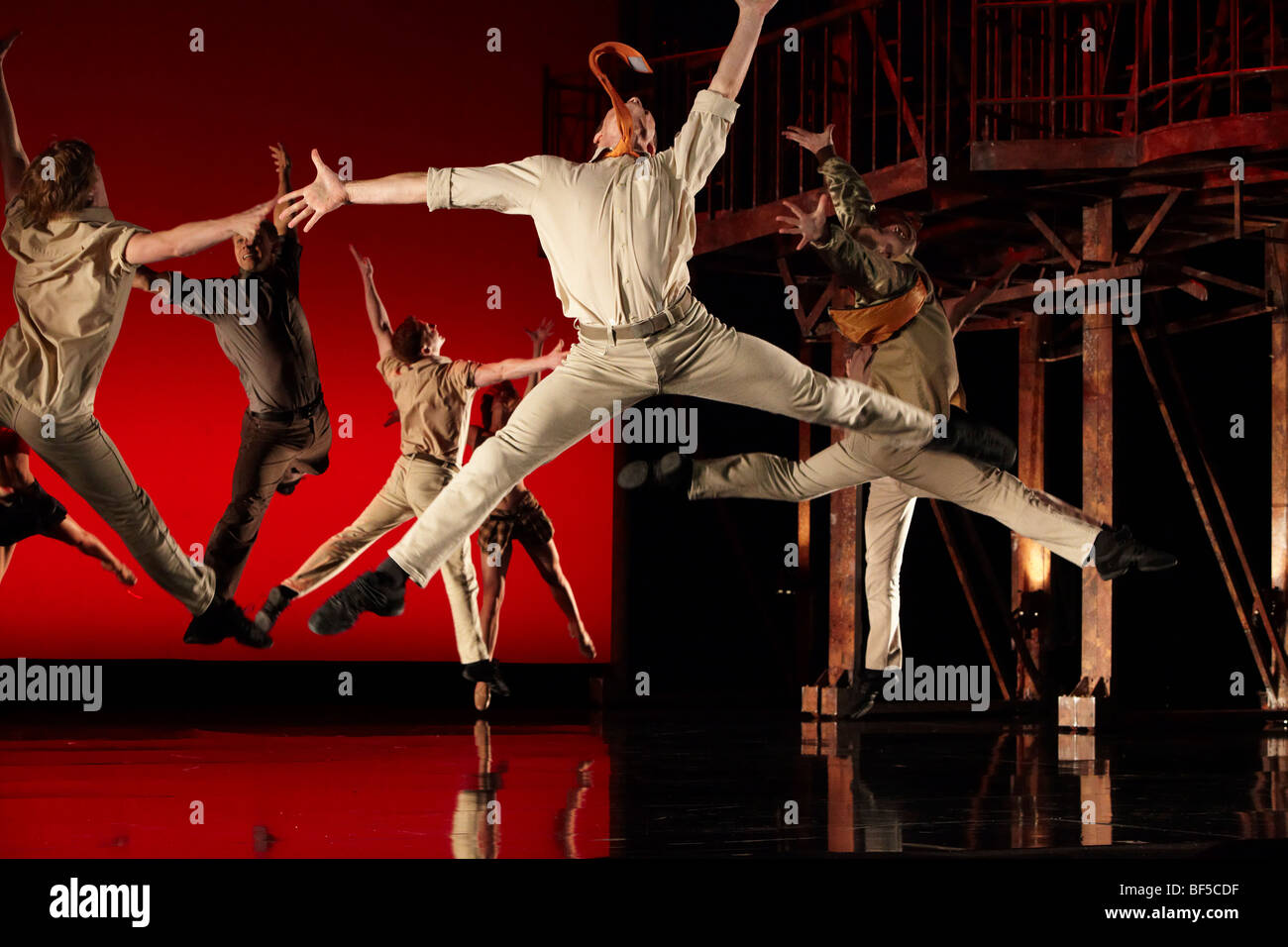 west side story musical by leonard bernstein 50th anniversary world stock photo royalty free. Black Bedroom Furniture Sets. Home Design Ideas