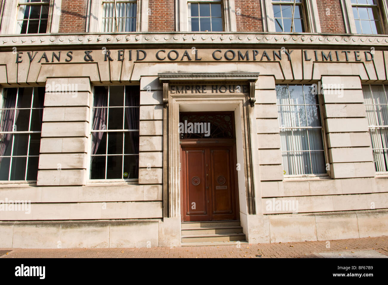 evans and reid coal company limited founded in 1922 empire house