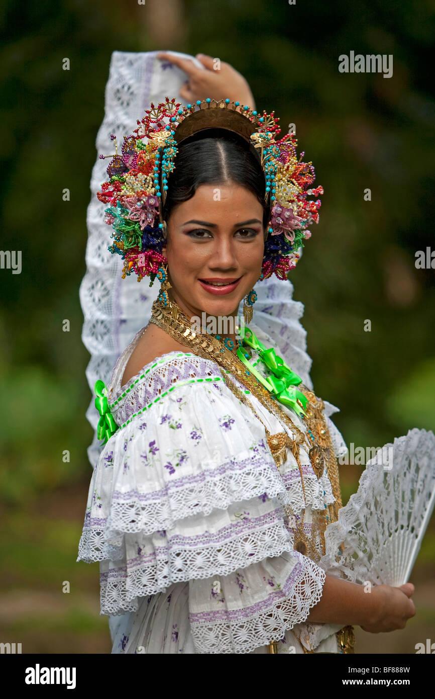 Pollera de Ocu, Panamá | Panama Culture | Pinterest