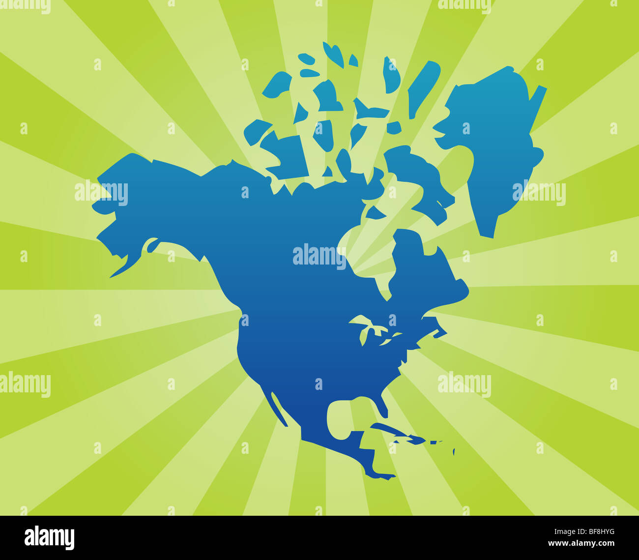 Map Of USA Canada Mexico TomTom Map Maps Globe Globes North Map - Us and canada vector map