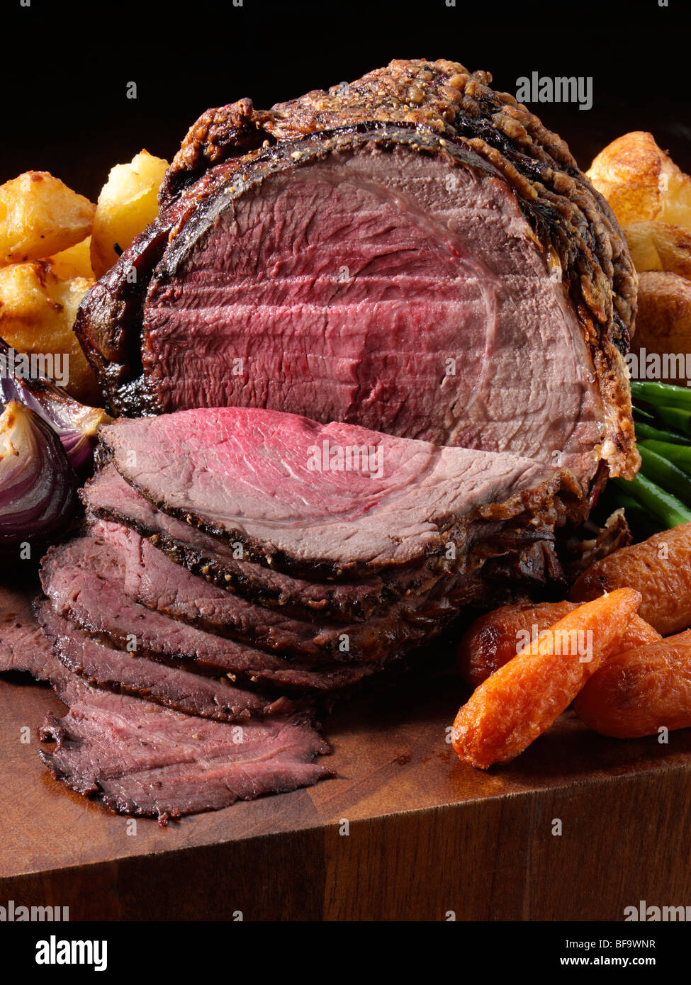 how to cook silverside roast beef joint
