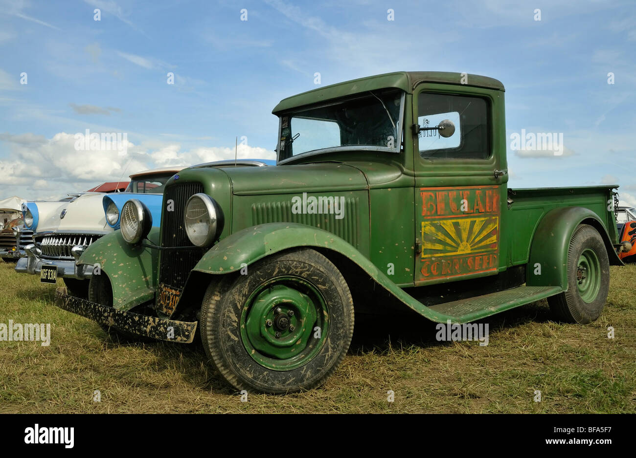 1932 Ford Model B Pickup Truck Stock Photo: 26654075 - Alamy