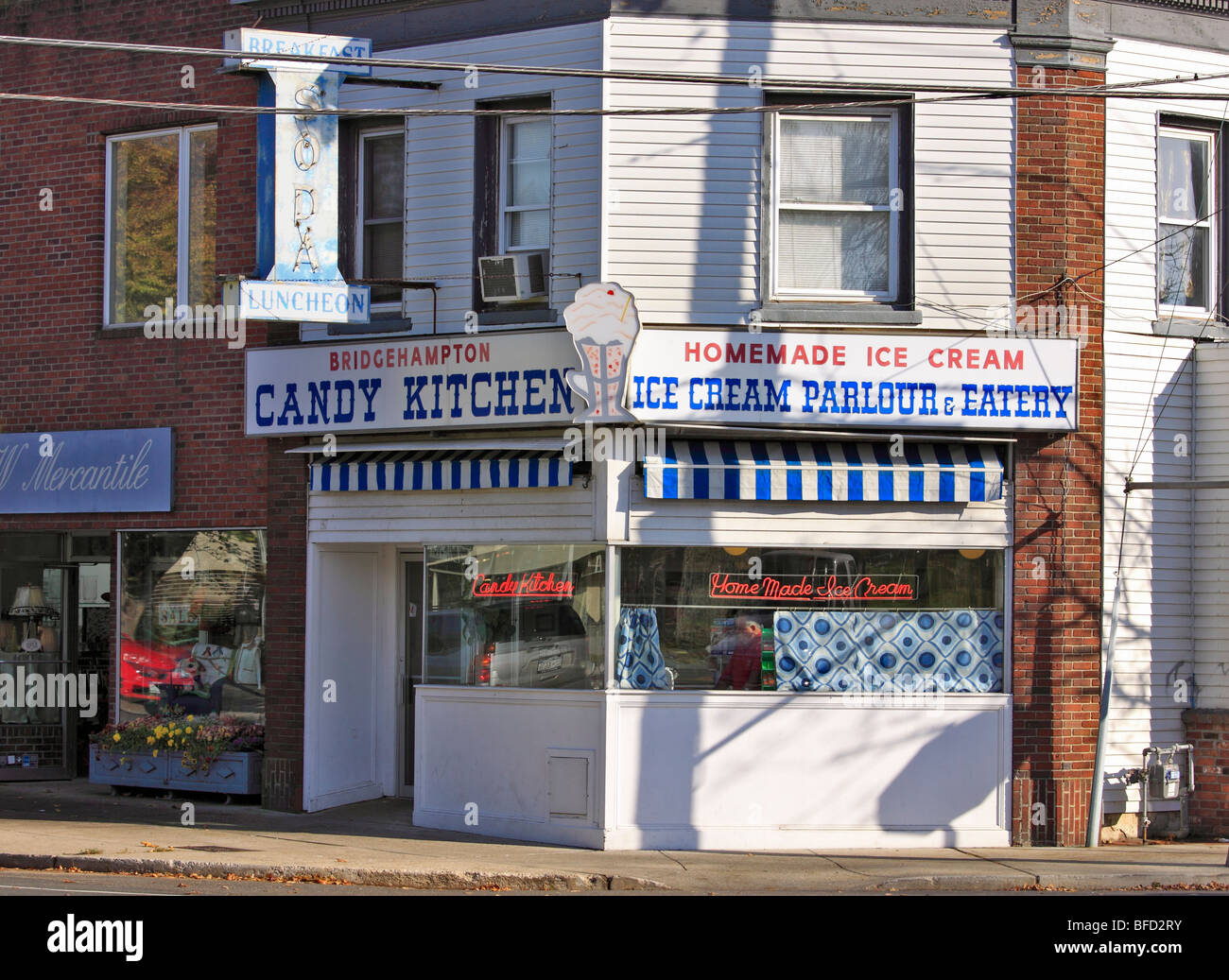 The Candy Kitchen Luncheonette And Ice Cream Parlor