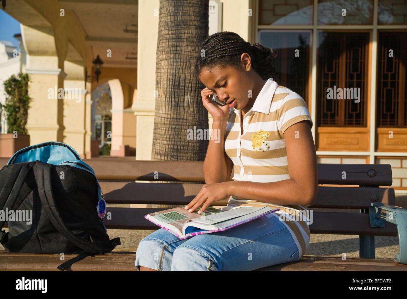 teenager homework contract