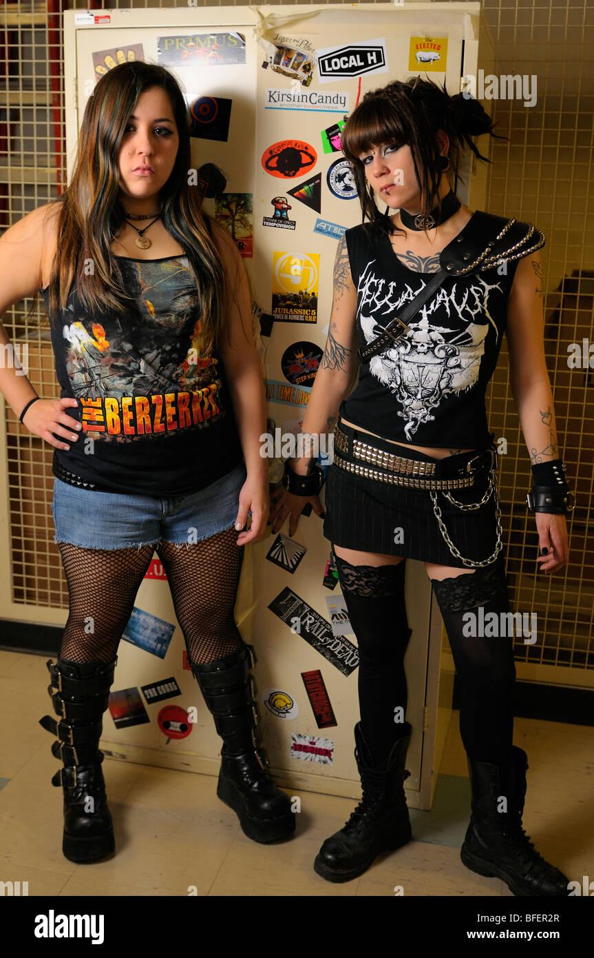 two-tough-young-female-metal-punk-rocker