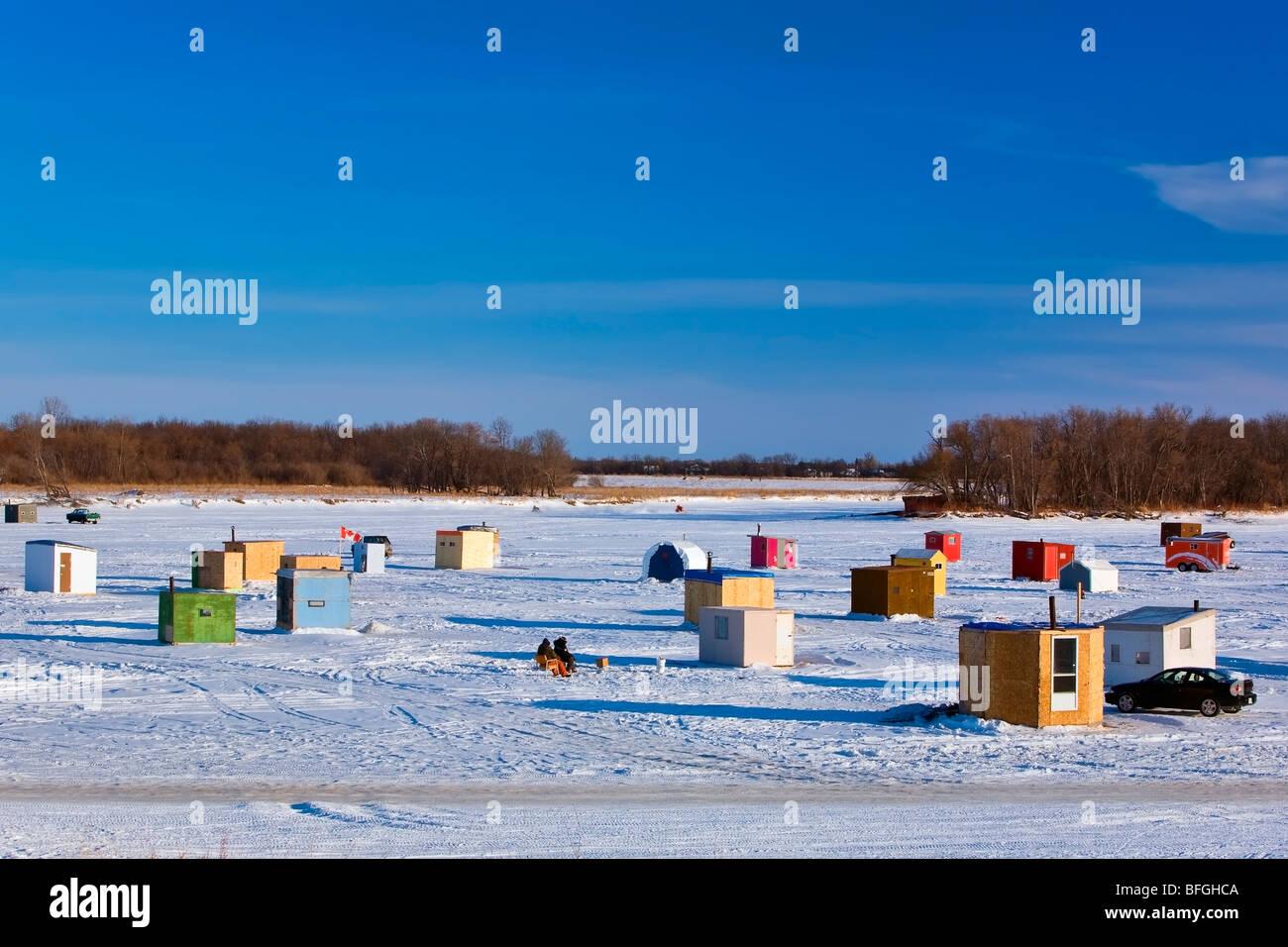 lake winnipeg ice fishing conditions