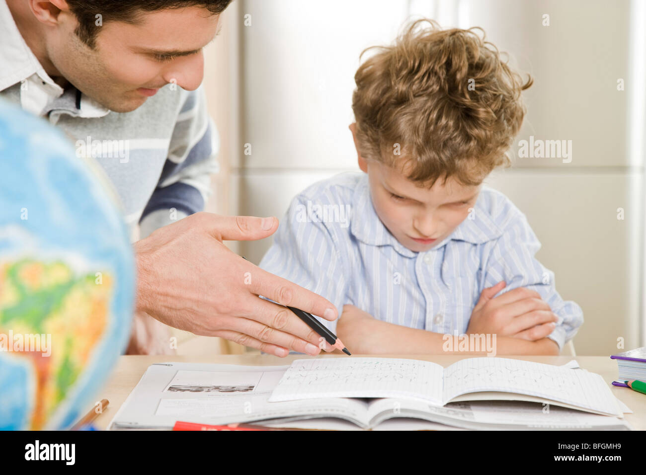 Dads homework help