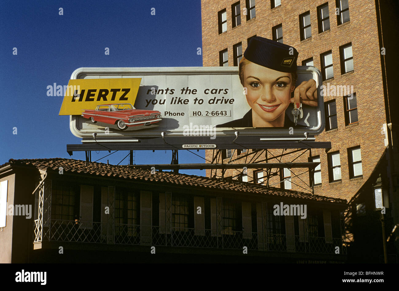 Hertz California Car Rental Locations