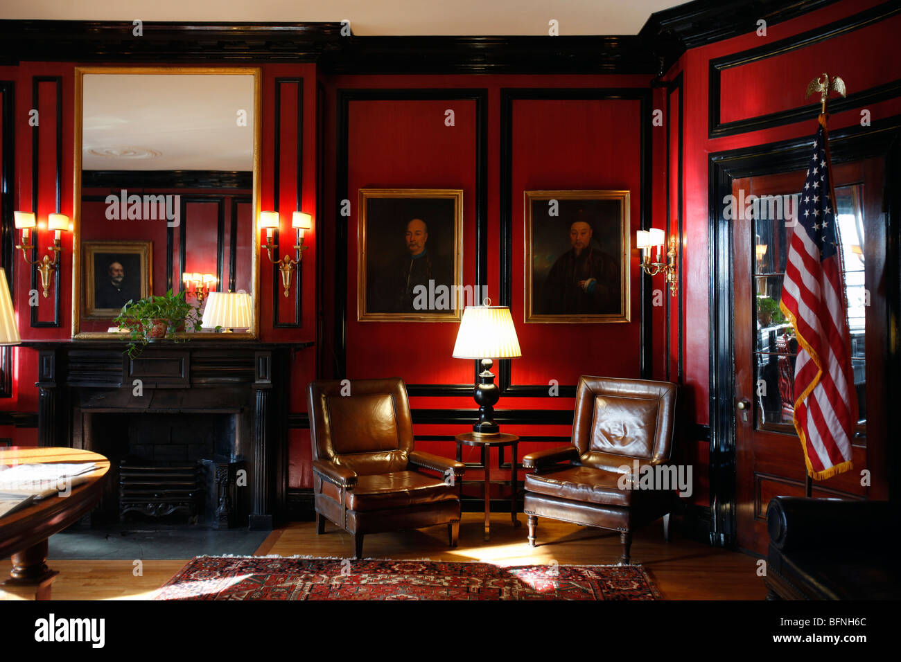 The Union Club, Boston, Massachusetts Stock Photo, Royalty Free ...