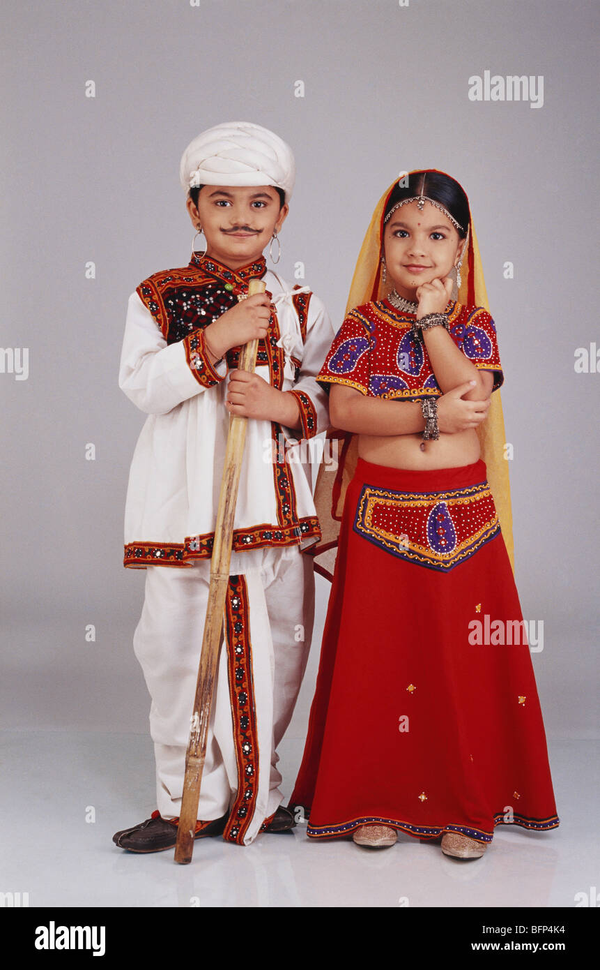 Gujarati dress pictures for kids
