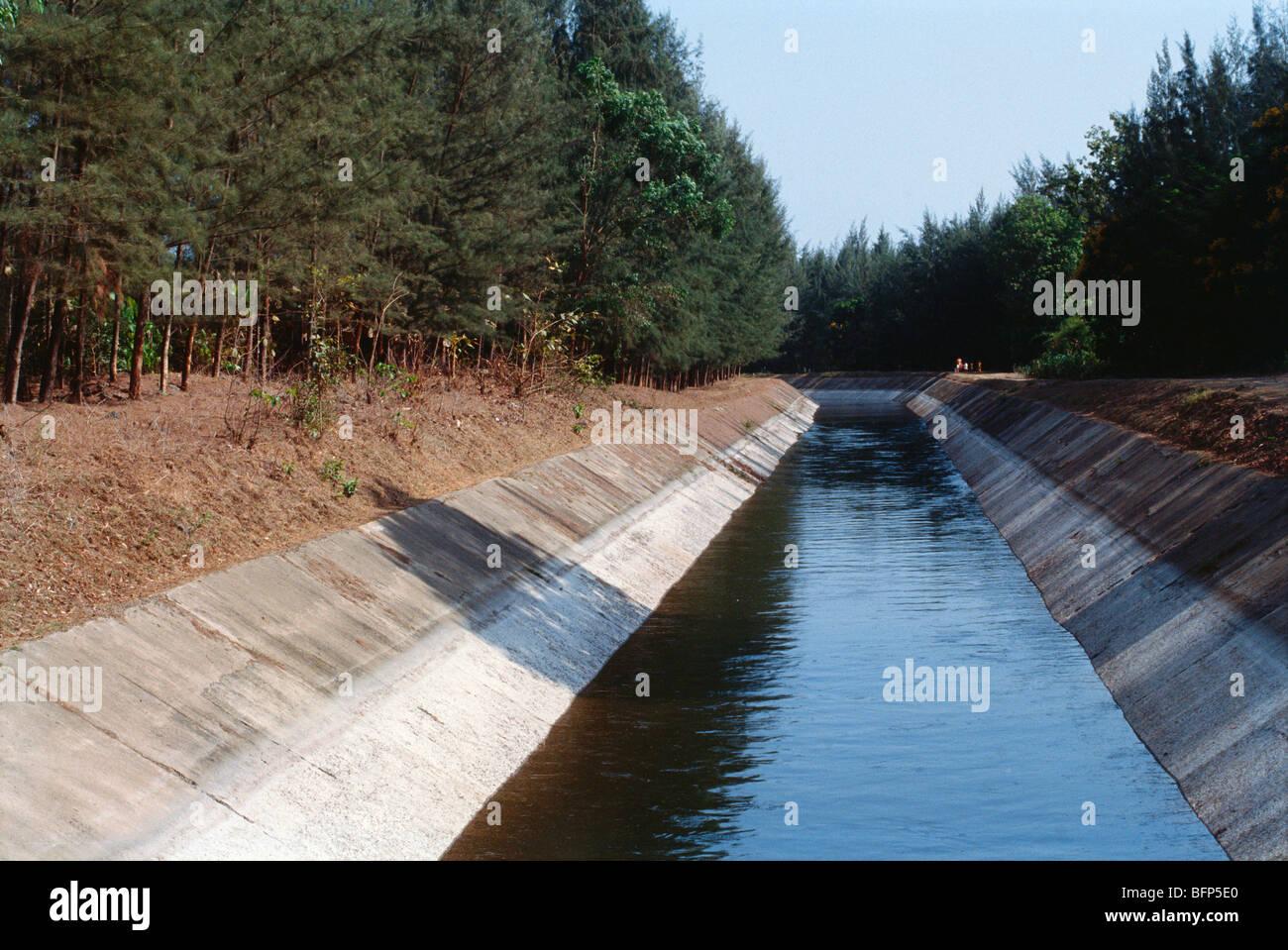 World S Water Canals : Water canal madhavan dam silvassa gujarat india