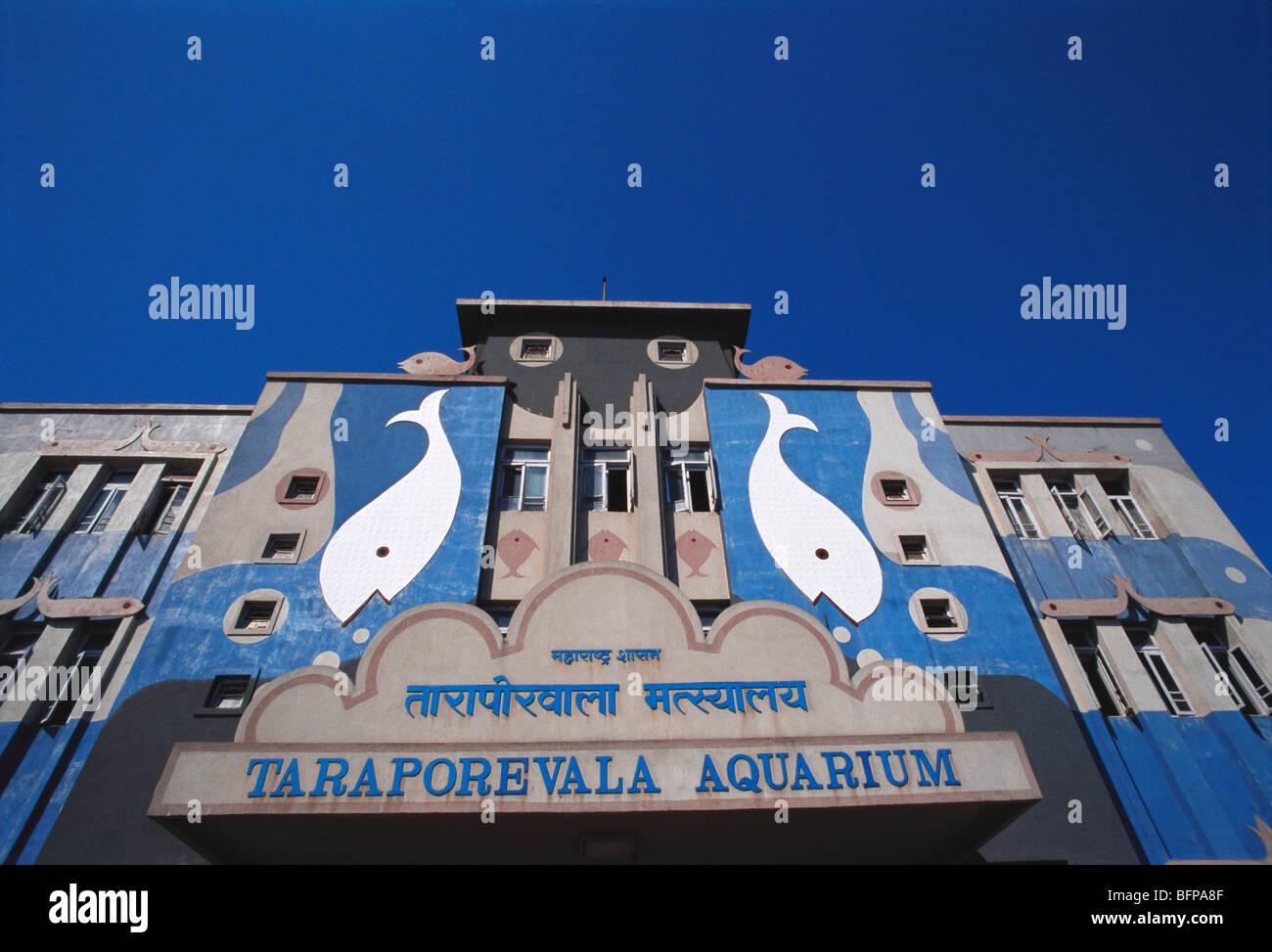 Fish aquarium tarapur - Vhm 65383 Taraporevala Aquarium Marine Drive Bombay Mumbai Maharashtra India