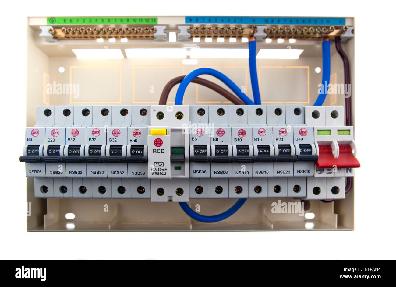 Awesome wiring diagram for consumer unit ideas the best electrical delighted wylex consumer unit wiring diagram gallery electrical asfbconference2016 Gallery