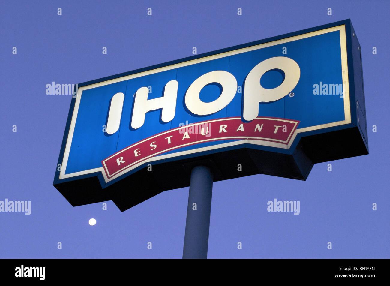 Ihop sign, Dallas , Texas Stock Photo, Royalty Free Image ...