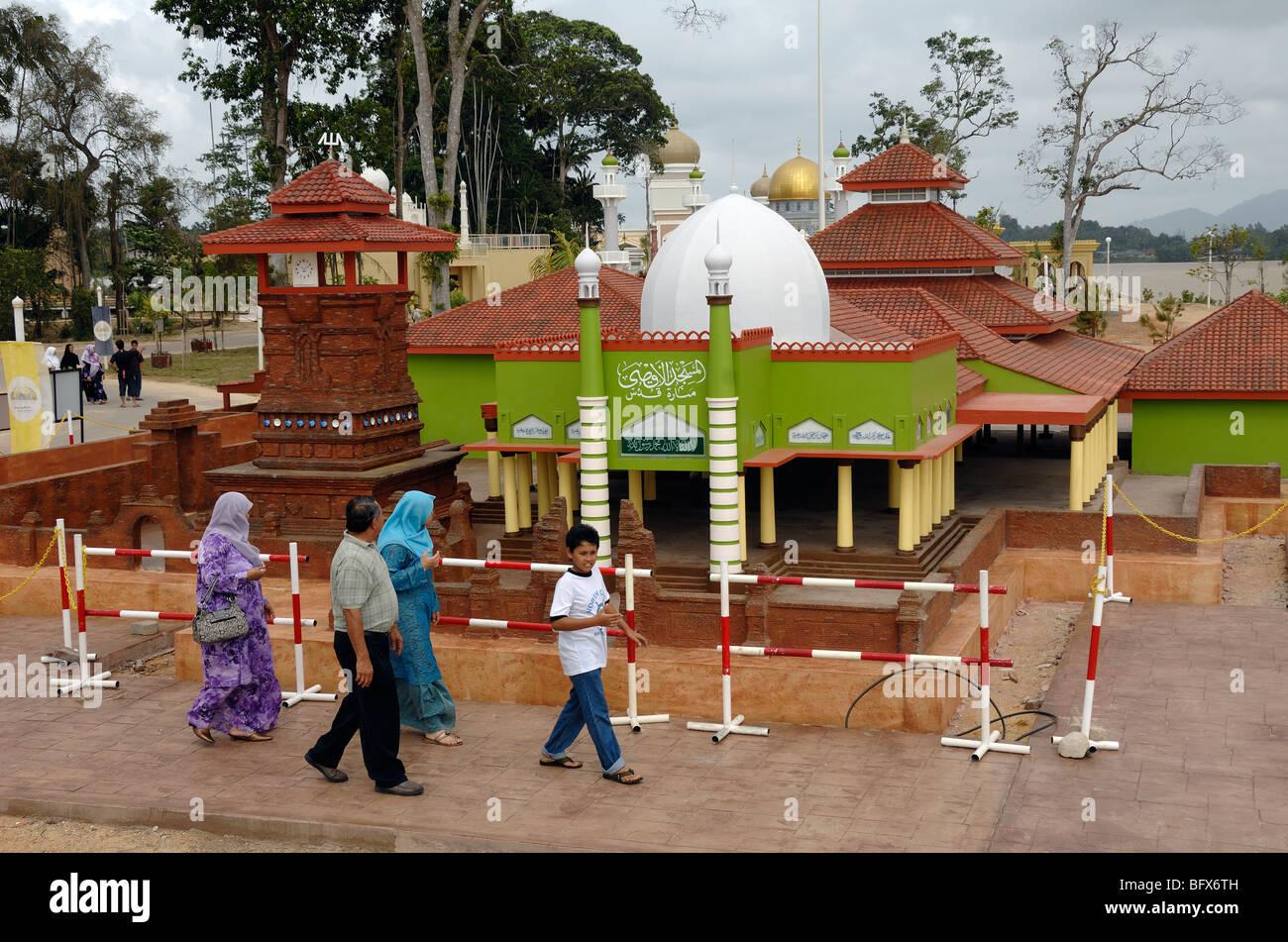 islamic civilization in malaysia