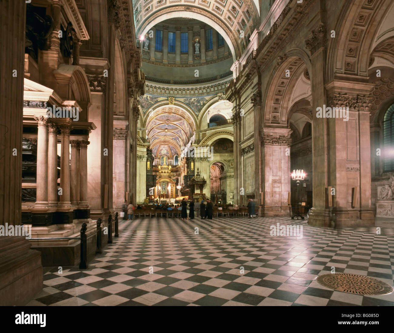 st pauls cathedral in london england essay Free essay: st paul's cathedral in london is the seat of the bishop of london   the bulk are related to the british military with several lists of.