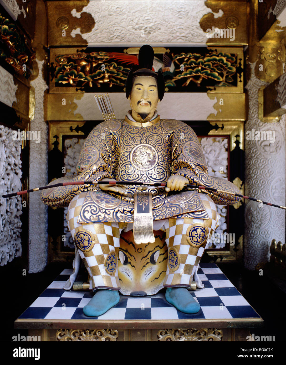 a history of the tokugawa shogunate in japan Tokugawa system helen m hopper history  the bakufu government thus  formed and led by a tokugawa shogun maintained legitimacy through his.