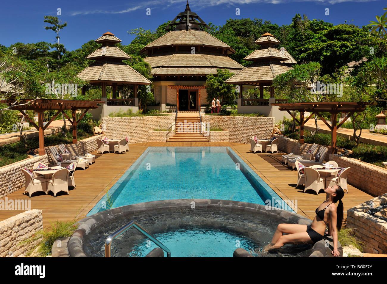 Pool Shangri La Boracay Resort And Spa In Boracay
