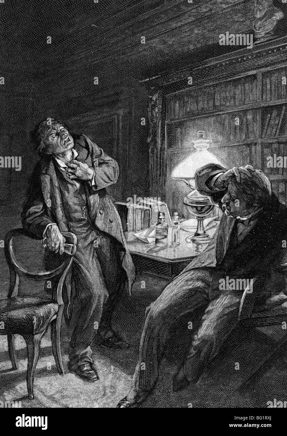 dr jekyll and mr hyde coursework The strange case of dr jekyll and mr hyde has inspired as many the beast within of course, possible to think of dr jekyll and mr hyde as a study.