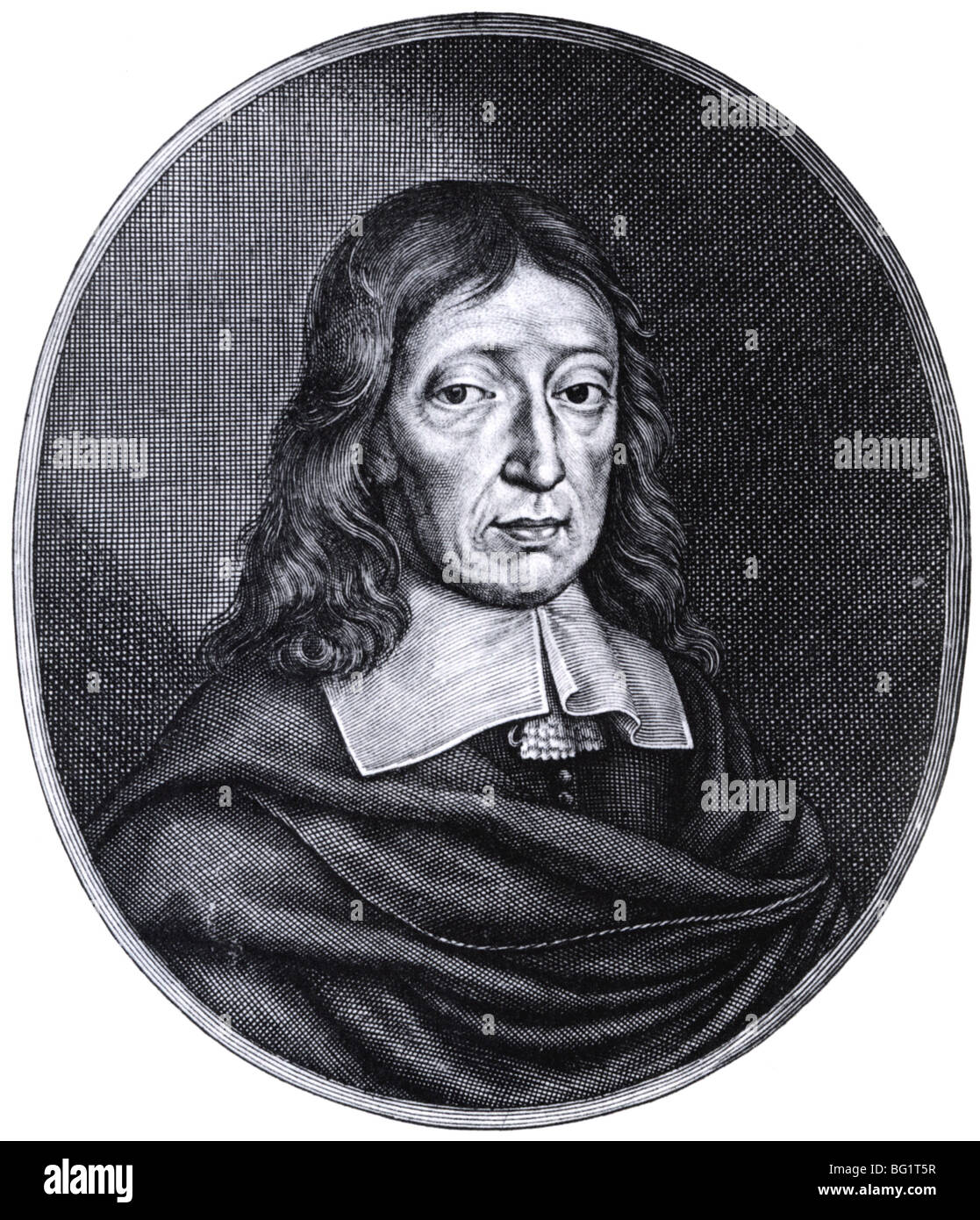 John Milton history of britain