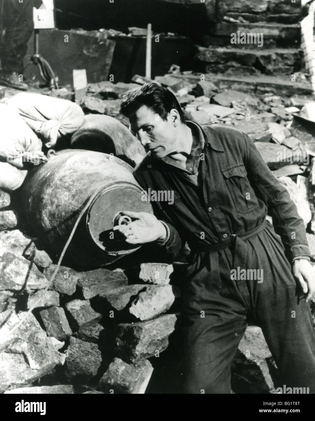 Jack Palance Filmes Cool ten seconds to hell - 1959 ua/hammer/seven arts film with jack