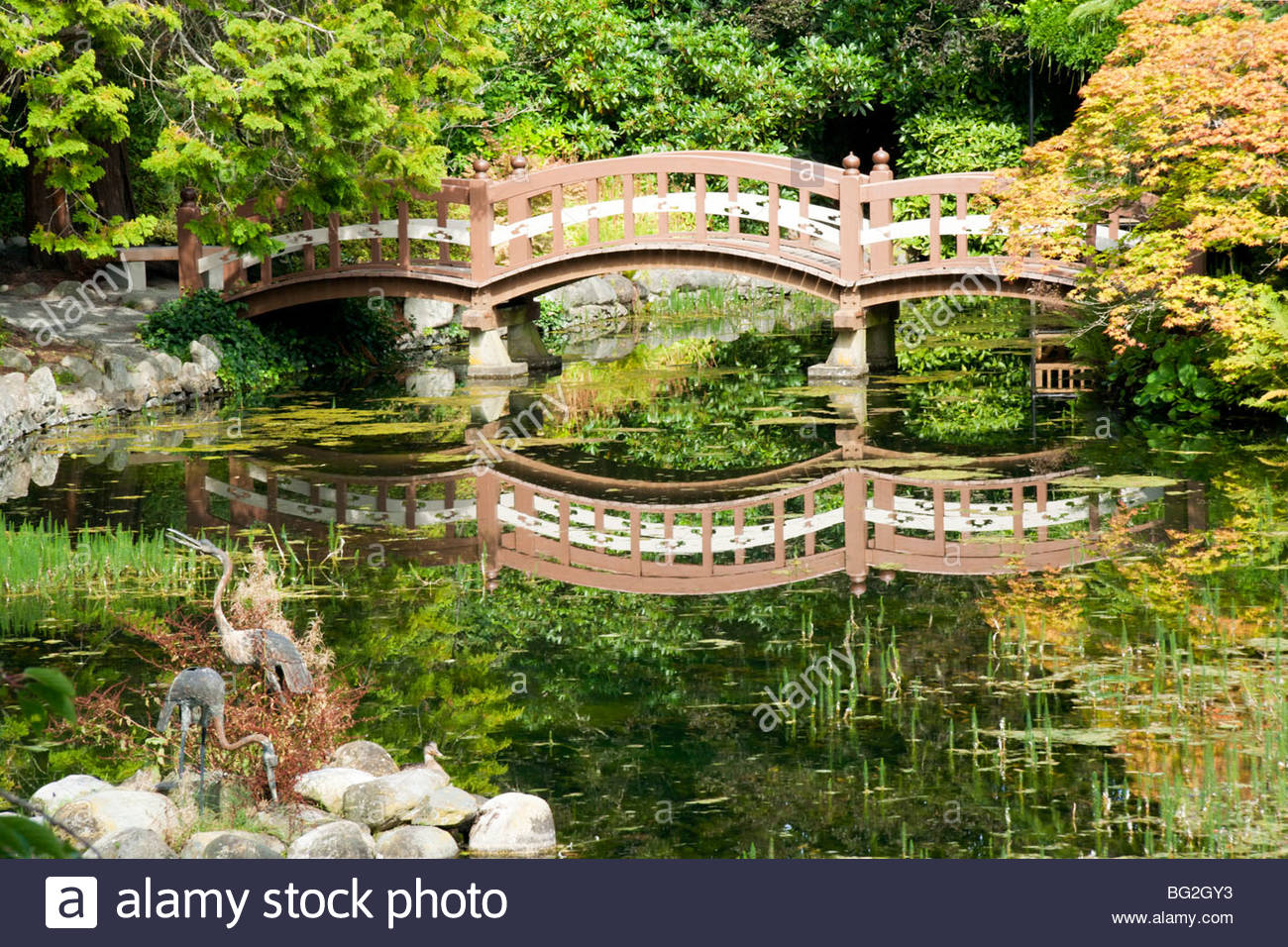 Japanese Garden Cherry Blossom Bridge perfect japanese garden cherry blossom bridge waterfall in with