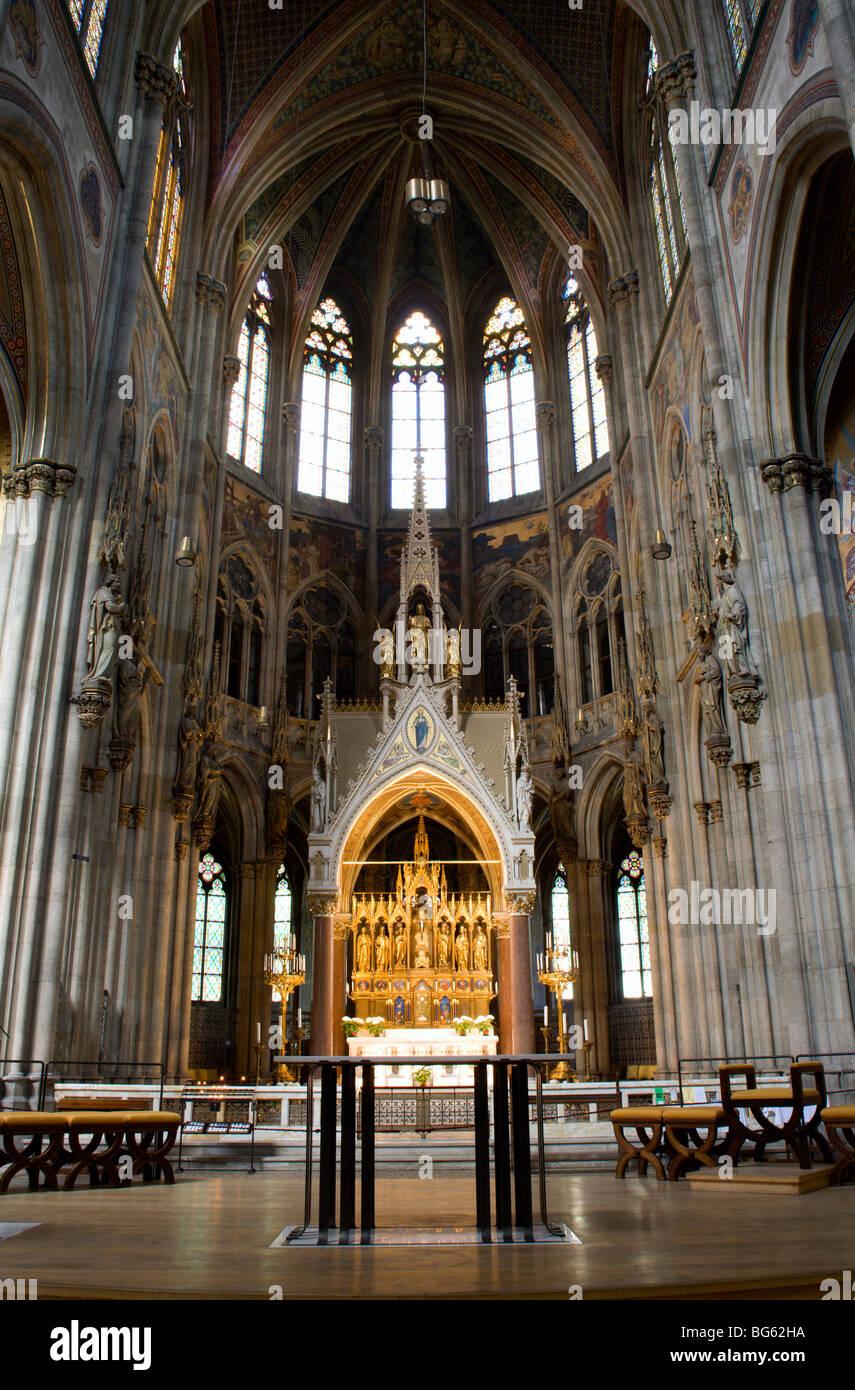 The Ring Vienna S Casual Luxury Hotel Vienna: Interior Of Votivkirche