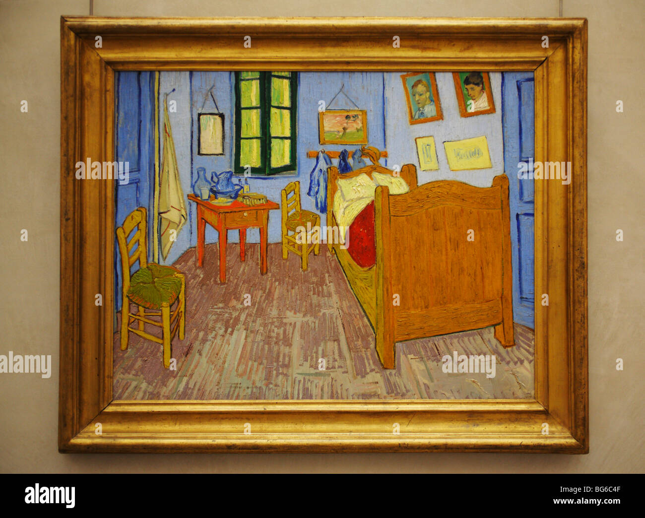 Beautiful Van Gogh The Bedroom Contemporary - Rugoingmyway.us ...