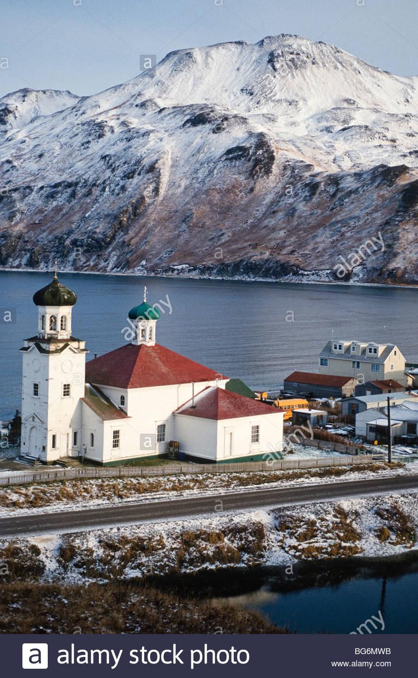 Grand aleutian dutch harbor alaska - Alaska Eastern Aleutian Islands Holy Ascention Russian Orthodox Church Unalaska Near Dutch Harbor