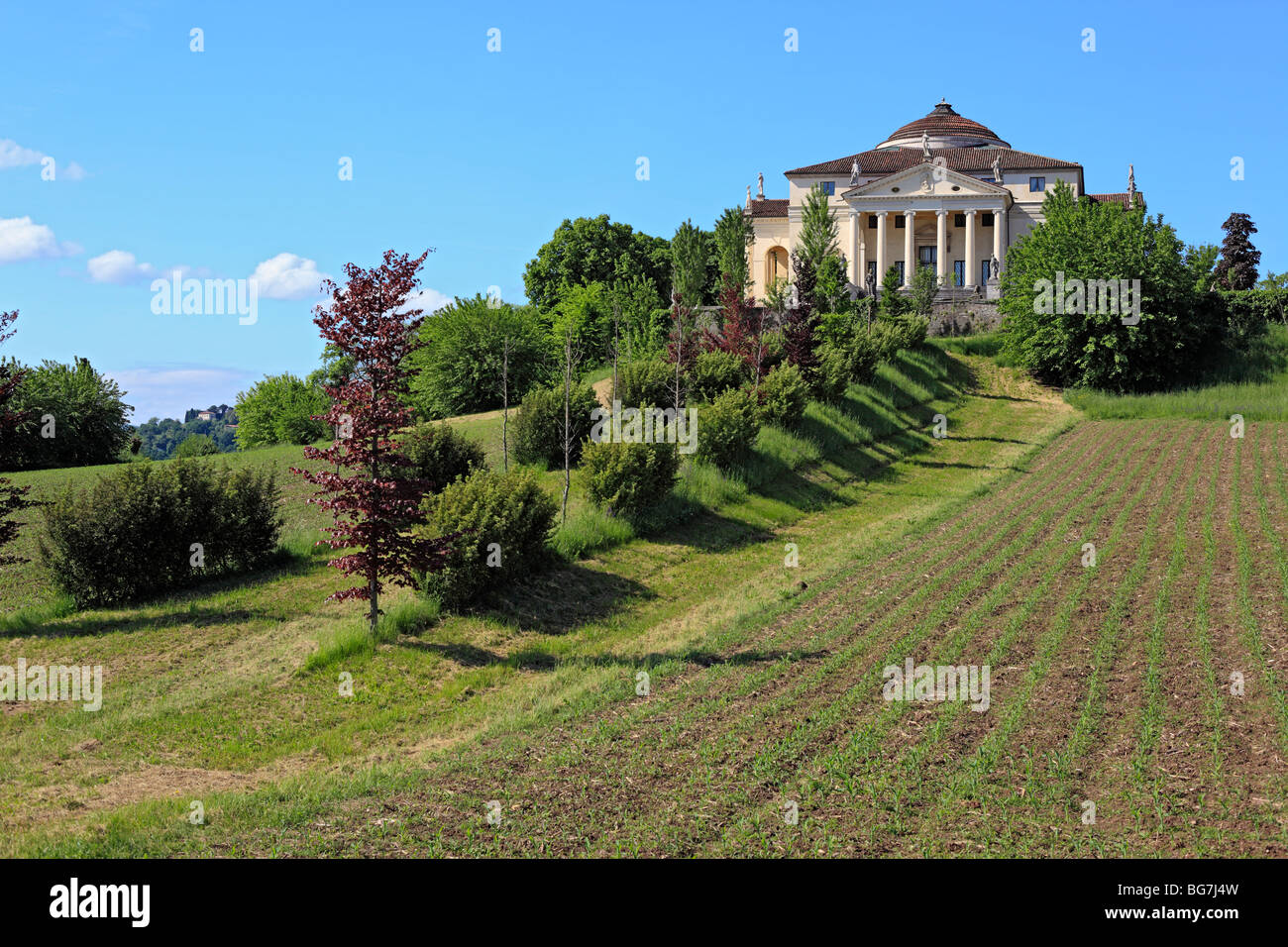 - Villa Capra &... Palladio Villa Rotunda