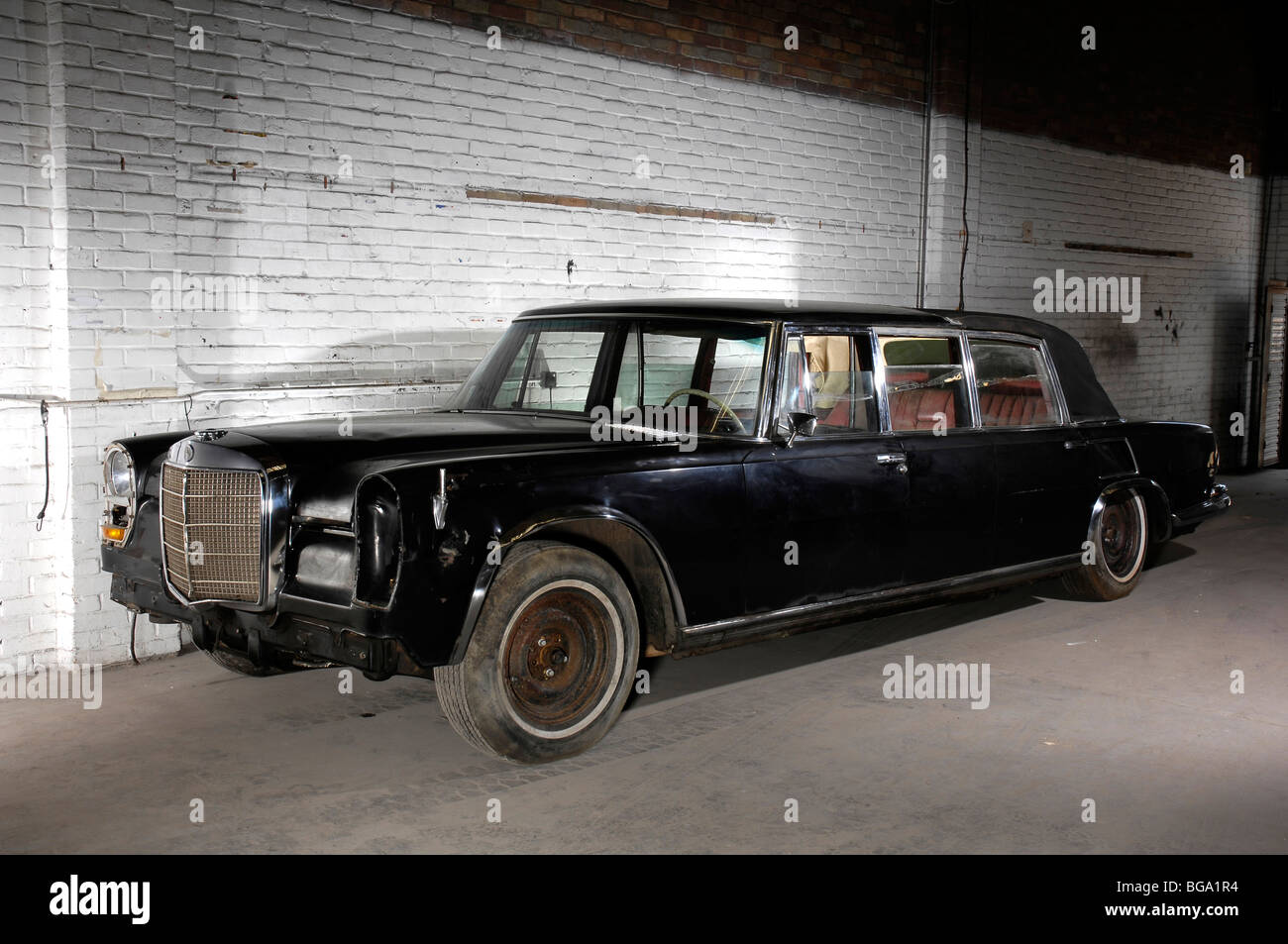 Mercedes benz 600 pullman 1969 stock photo royalty free for Mercedes benz 600