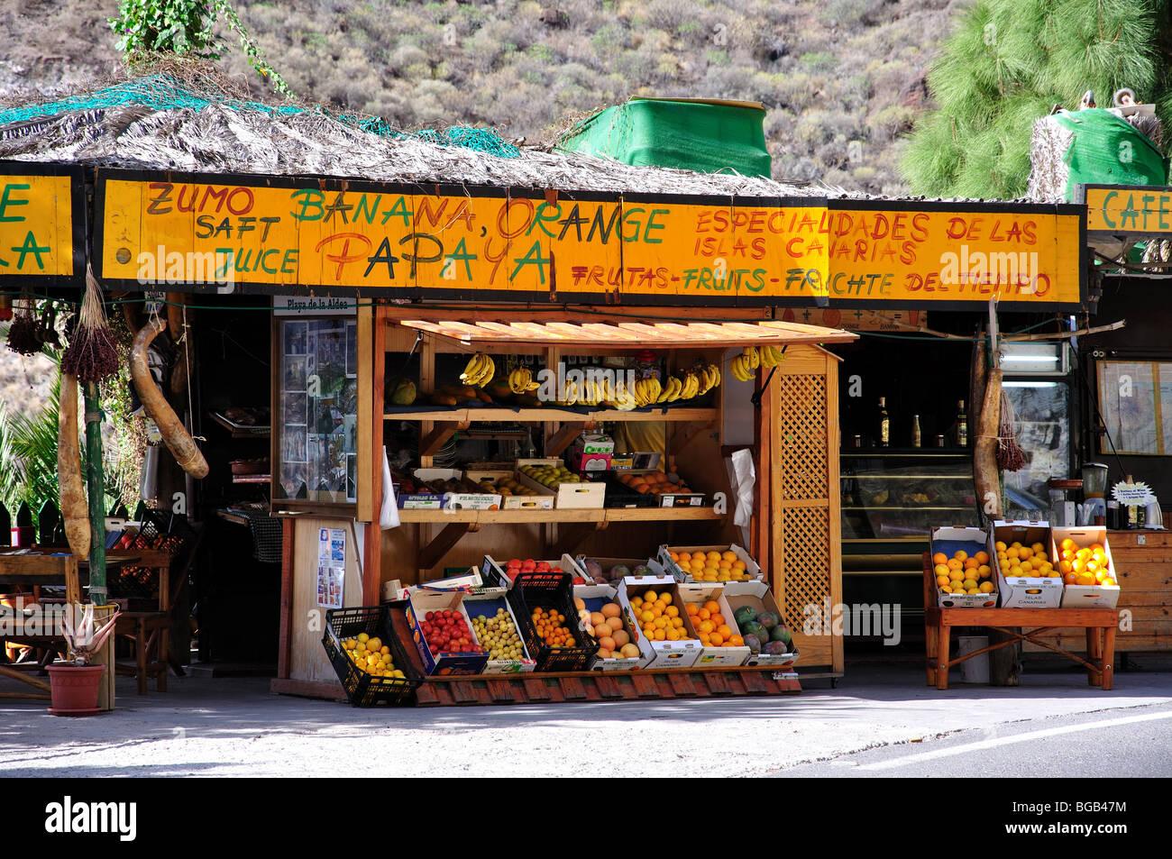 Roadside cafe fuente de los azulejos la aldea de san for Fuente de los azulejos