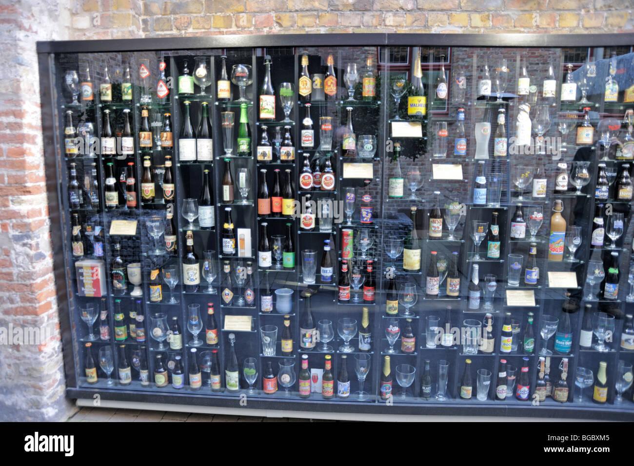 Belgium Beer Bruges Stock Photos & Belgium Beer Bruges Stock ...