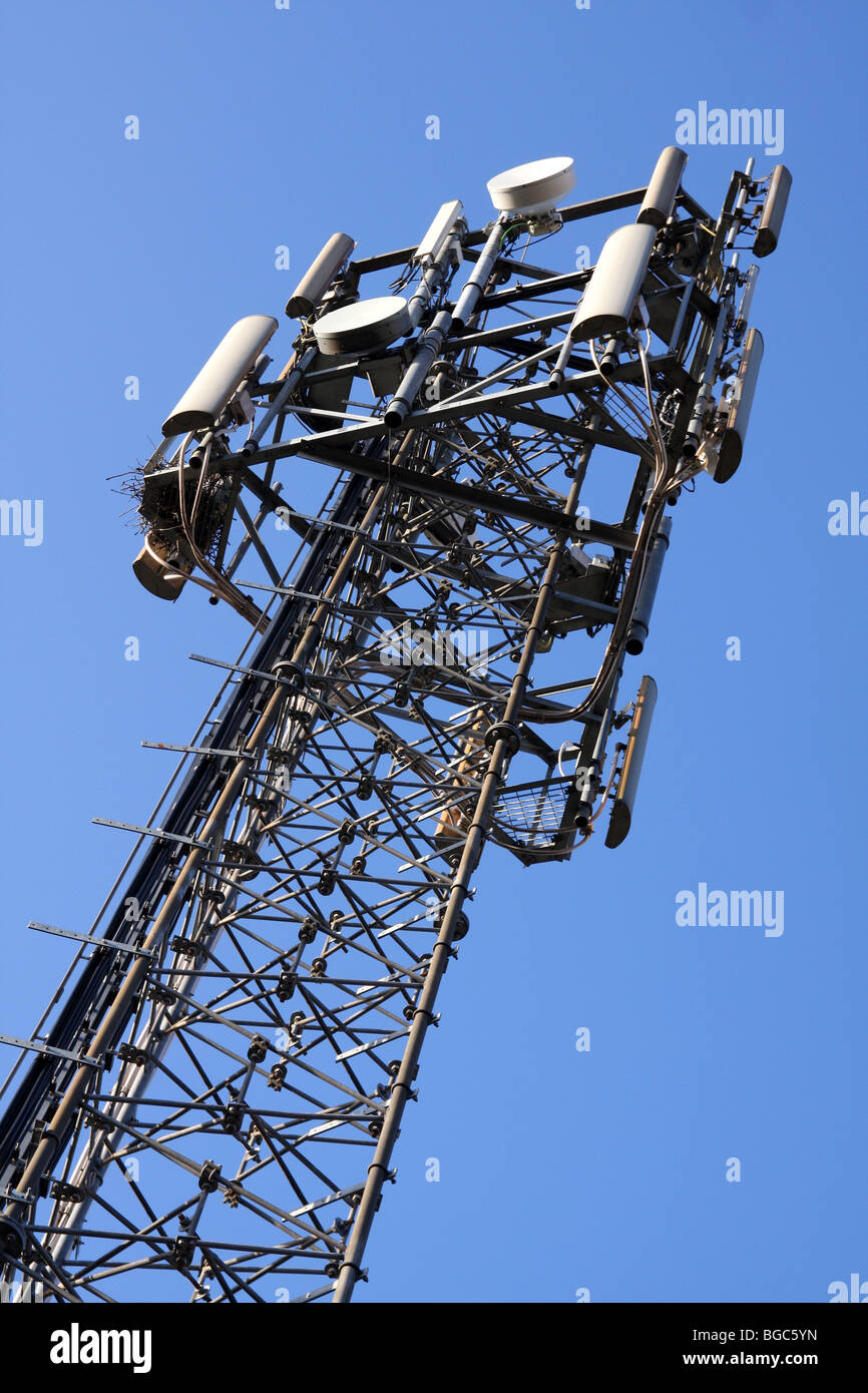 mobile phone mast Cell tower location and coverage map for provider -1.