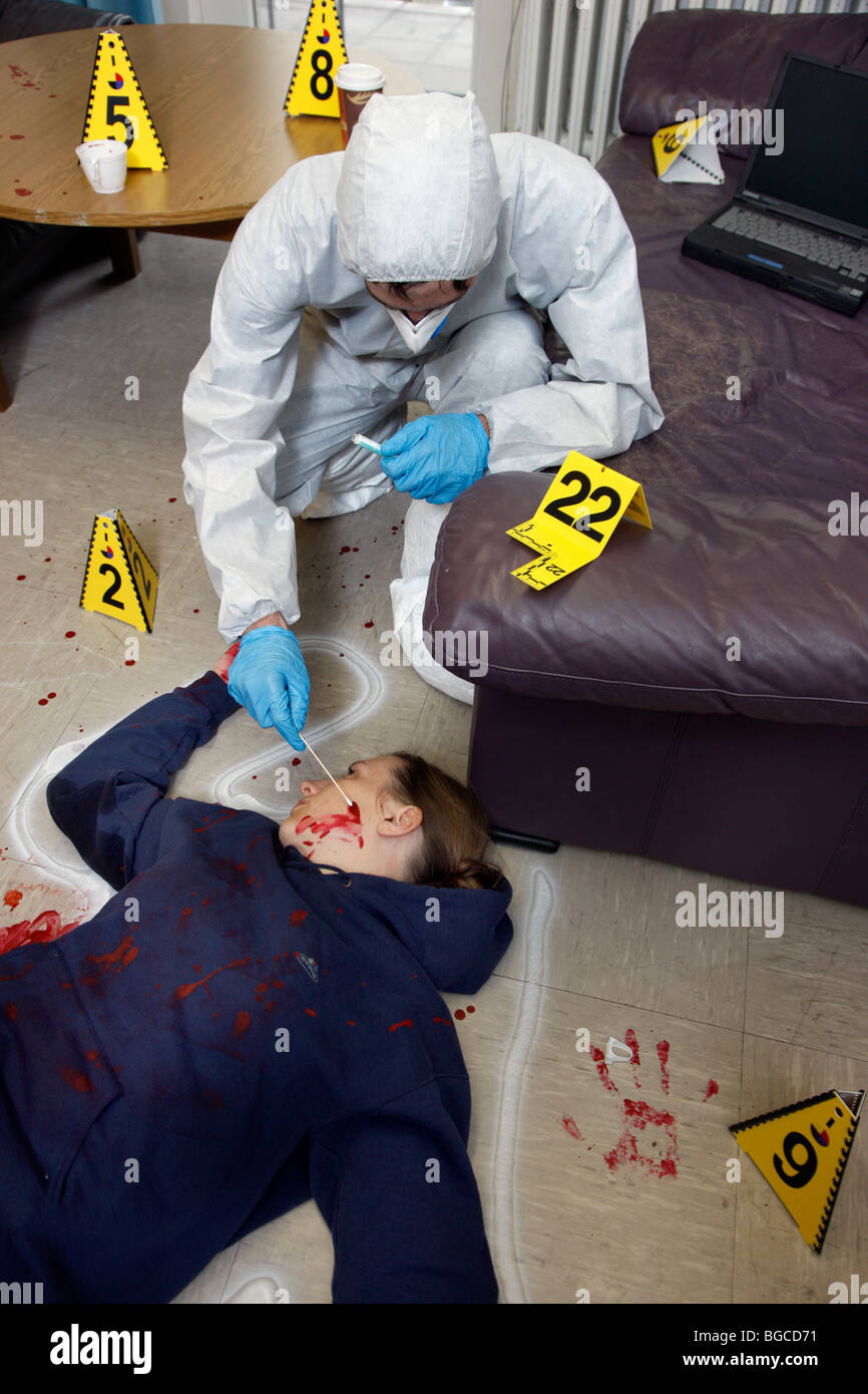 crime scene evidence handling Crime scene training avoid excessively handling the evidence after it has been customized crime scene and evidence collection courses for domestic and.