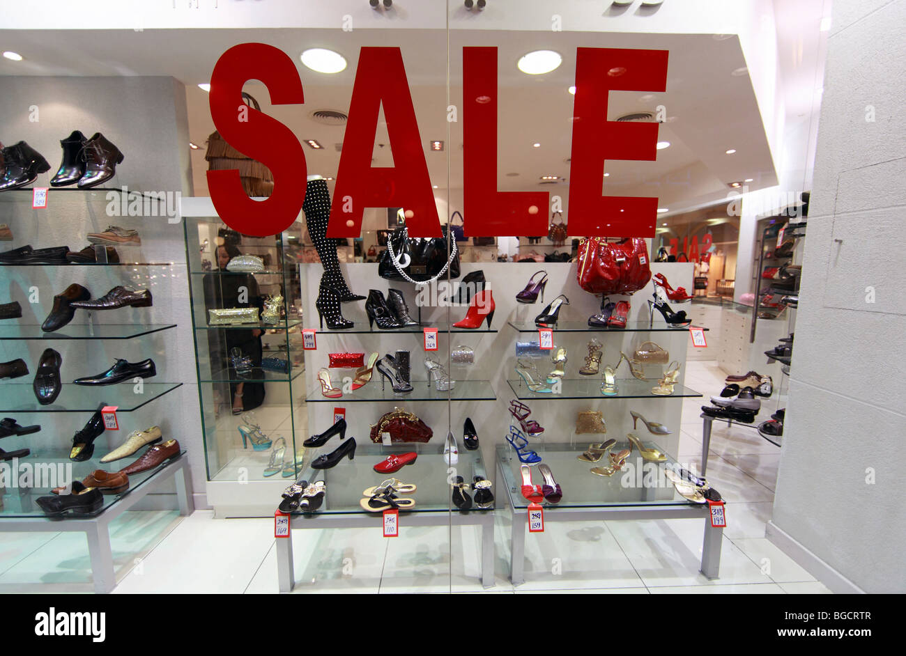 Domain Mall Shoe Stores