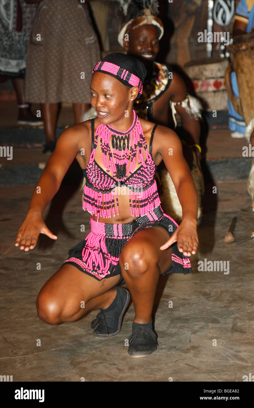 South African Girls Dance