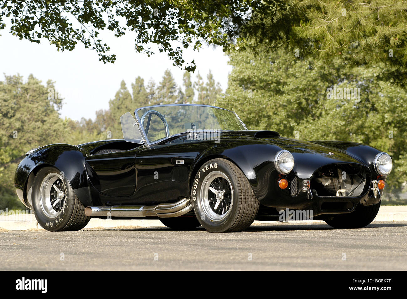 1967 shelby cobra 427 in black this is a real shelby car stock photo royalty free image. Black Bedroom Furniture Sets. Home Design Ideas