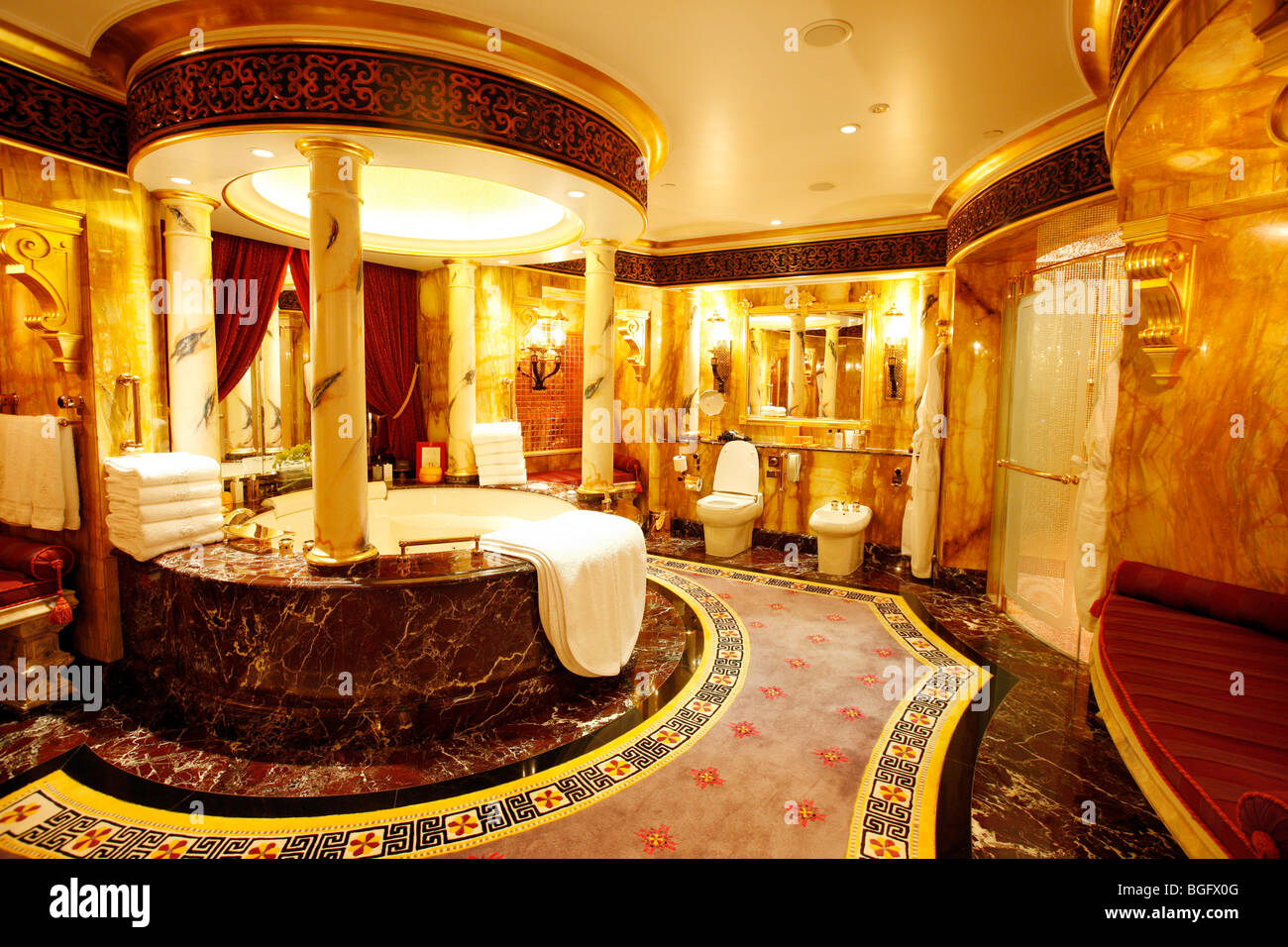 Dubai Sieben Sterne Hotel