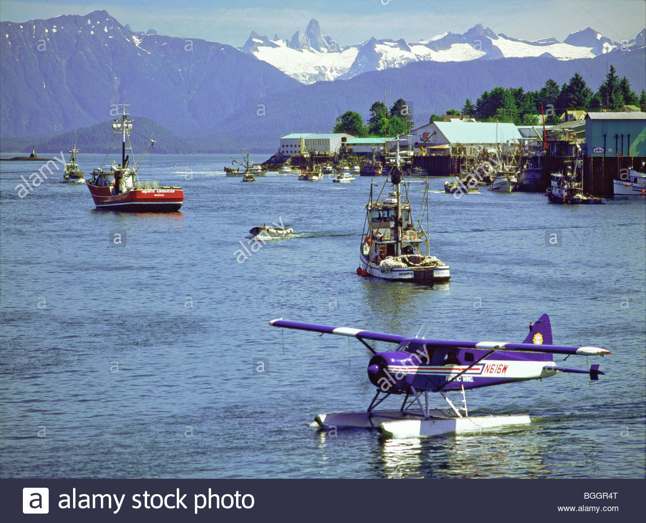Alaska southeast petersburg fishing boats and float for Petersburg alaska fishing