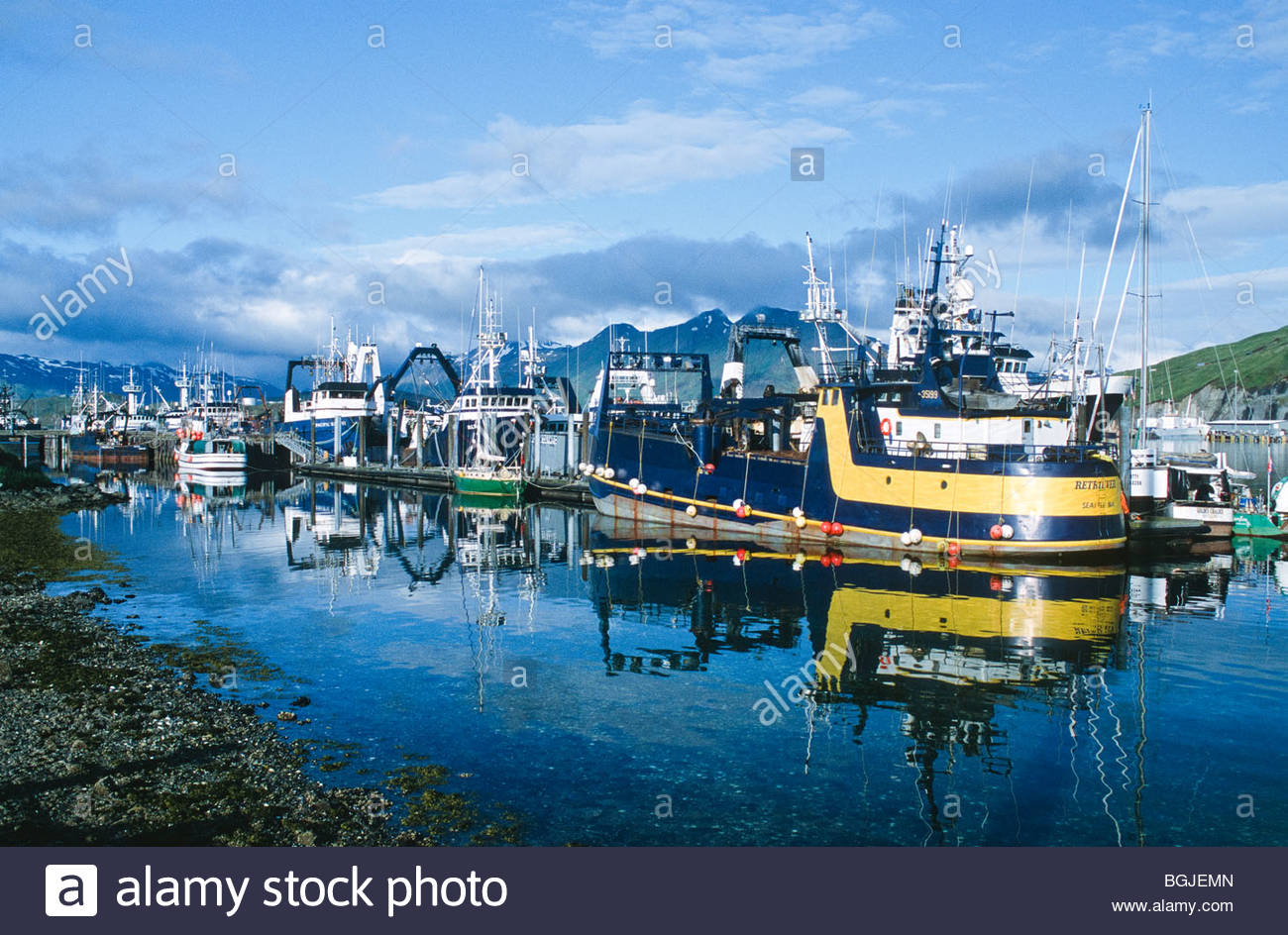 Grand aleutian hotel in dutch harbor - Dutch Harbor Unalaska A Busy Fishing Port In The Aleutian Islands