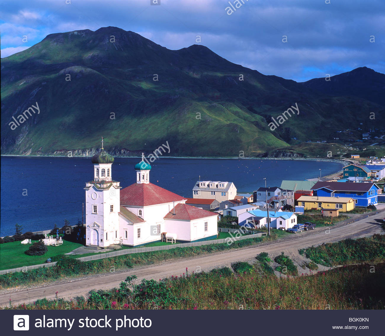 Grand aleutian hotel in dutch harbor - Eastern Aleutian Islands Holy Ascention Russian Orthodox Church Unalaska Near Dutch Harbor
