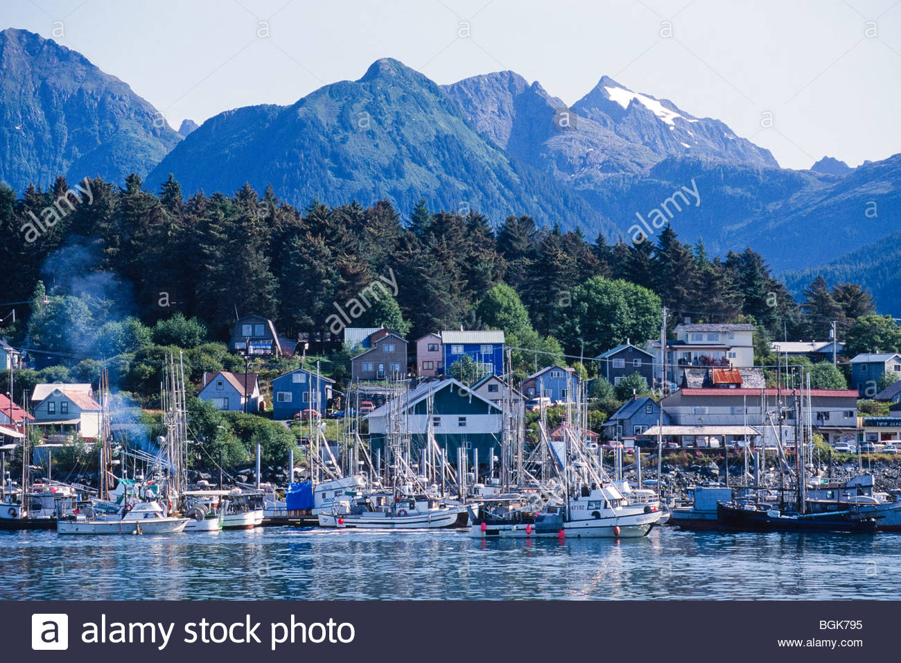 how to get to sitka alaska
