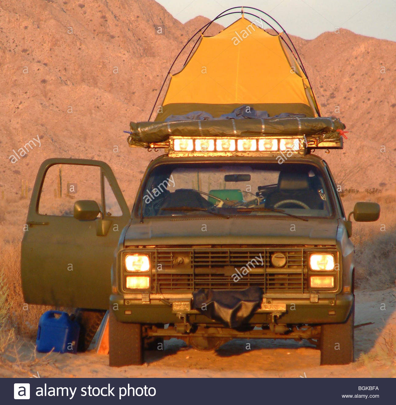 Chevy CUCV military Utility truck Chevrolet 4x4 OD green sand desert roof tent tents GULF OF MEXICO & Chevy CUCV military Utility truck Chevrolet 4x4 OD green sand ...