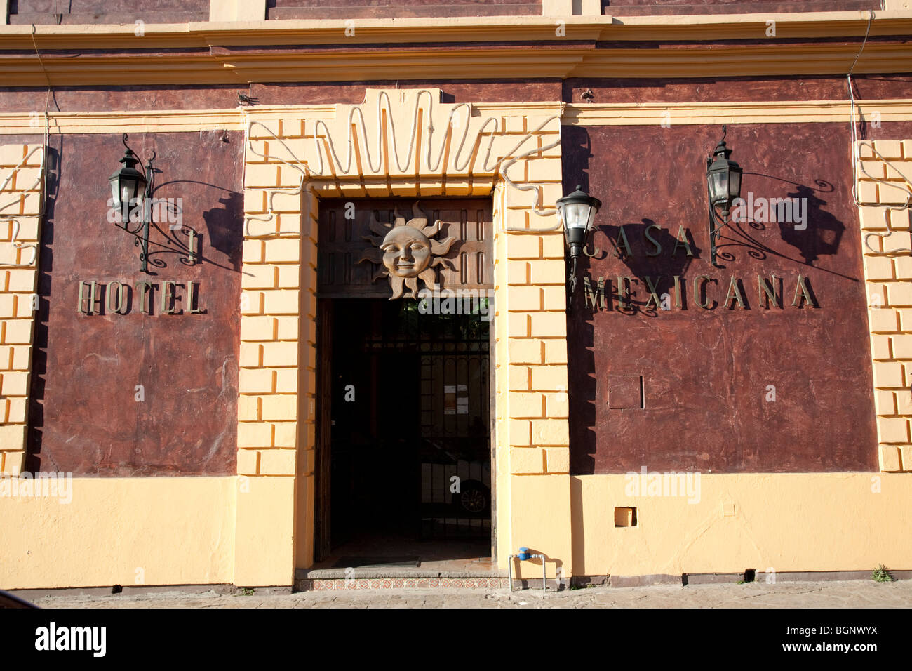 Hotel casa mexicana san crist bal de las casas chiapas for Hotel azulejos san cristobal delas casas chiapas